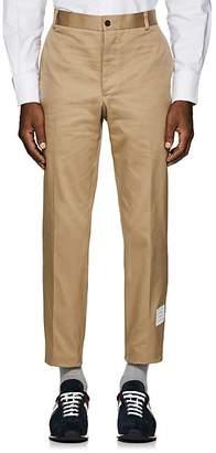 Thom Browne Men's Striped Cotton Chinos