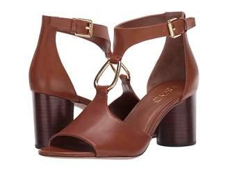 667e8dfa17a Lauren Ralph Lauren Brown Women s Sandals - ShopStyle