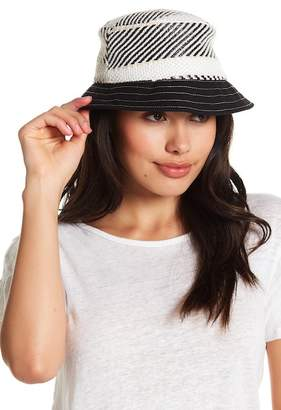 Steve Madden Woven Bucket Hat