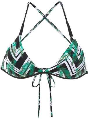 Track & Field Tranca bikini top