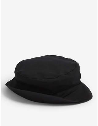 Y's Ys Wide brim wool hat