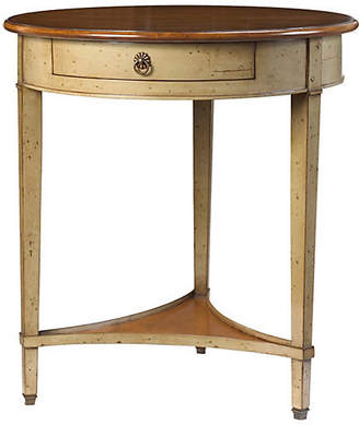 French Heritage Maison Round Side Table