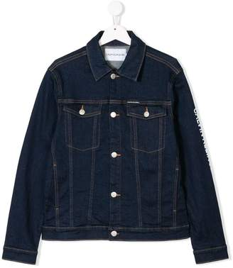 Calvin Klein Kids denim jacket