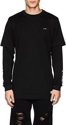 """Stampd Men's """"Late Night"""" Cotton T-Shirt"""