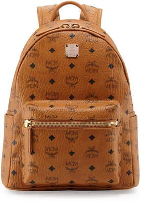 MCM Stark Small No Stud Backpack