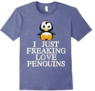 Original Penguin I Just Freaking Love Penguins T-Shirt Cute Edition