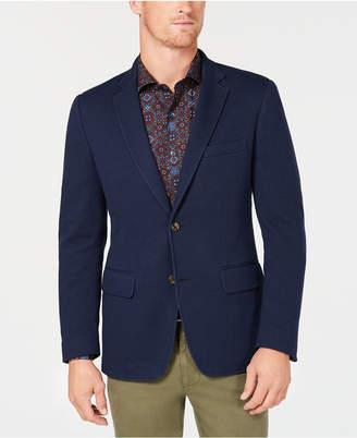 Tasso Elba Men's Emilio Knit Stretch Blazer, Created for Macy's