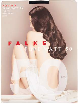 Falke Pure Matte 50 denier tights