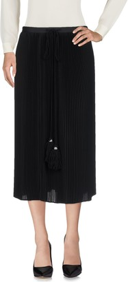 Veronique Branquinho 3/4 length skirts - Item 35369640FR