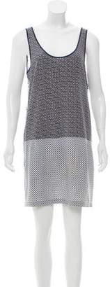 Joie Sleeveless Mini Dress
