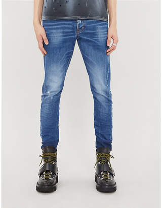 DSQUARED2 Sexy Twist slim-fit jeans