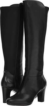 Anne Klein Women's Sylvie Heeled Boot Knee High