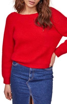 ASTR the Label Serena V-Back Sweater