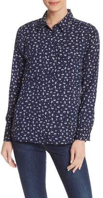Elodie Button Up Pocket Blouse