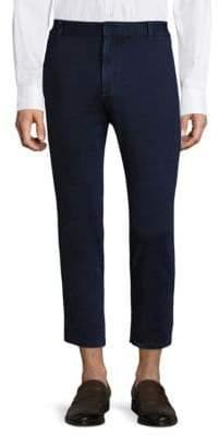 AG Jeans Sulfur Slim Straight Crop Pant
