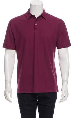 Zanone Short Sleeve Polo Shirt w/ Tags