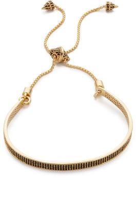 Eddie Borgo Pave ID Toggle Bracelet $200 thestylecure.com