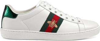 Ace embroidered sneaker $595 thestylecure.com