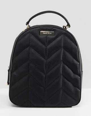 Carvela Quilted Backpack
