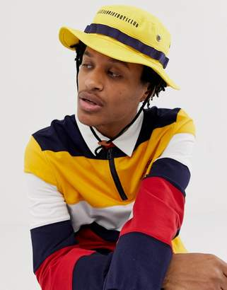 Billionaire Boys Club Boonie bucket hat in yellow
