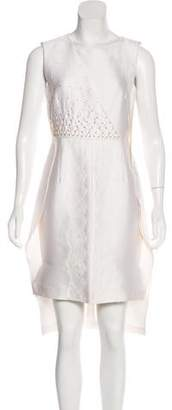 Thomas Wylde Sleeveless Midi Dress