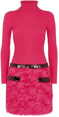 Moschino Contrast Dress