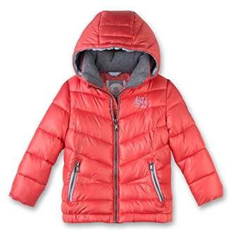 Sanetta Girl's 124278 Jacket, (Faded red)