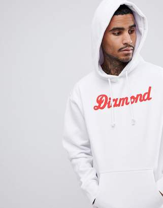 Diamond Supply Co. Hoodie With Logo