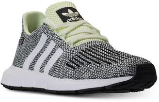 adidas Big Girls' Swift Run Running Sneakers from Finish Line