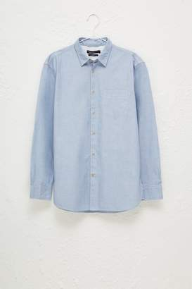 French Connenction End On End Loose Collared Shirt