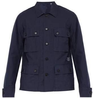 President's Salvation Cotton Field Jacket - Mens - Navy