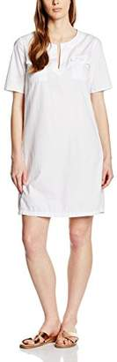 Benetton Women's Cotton Dress,(Manufacturer Size:Medium)