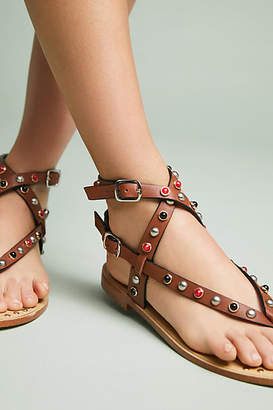 Bibi Lou Studded Gladiator Sandals