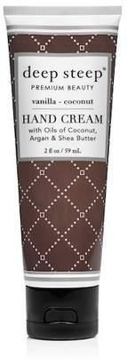 Deep Steep Vanilla Coconut Hand Cream - 2 fl oz