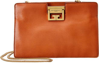 Givenchy Leather Evening Clutch