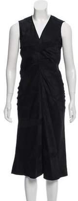 Isabel Marant Sleeveless Midi Dress