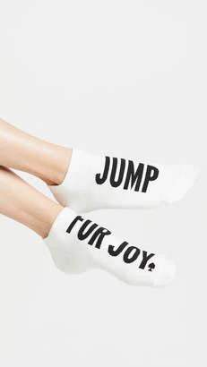 Kate Spade Three Pack Jump for Joy Socks
