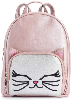 a1502fbf26 Omg Accessories OMG Accessories Glittery Kitty Mini Backpack