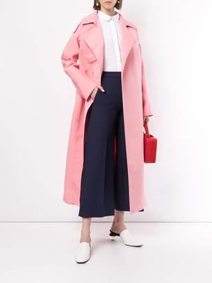 Maison Rabih Kayrouz oversized trench coat