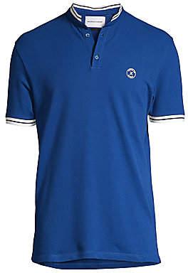 The Kooples Men's Cotton Polo Shirt