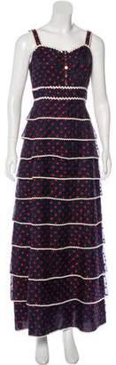 Tory Burch Ernestine Maxi Dress