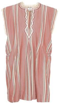 Etoile Isabel Marant Isabel Marant, Étoile Denize cotton tunic dress