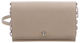 Tory Burch Tory Burch Robinson Wallet On Chain