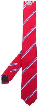 MSGM diagonal stripe necktie
