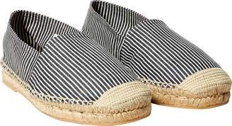 Ralph Lauren Hickory Striped Espadrille