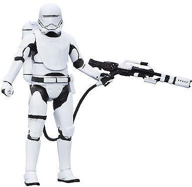 Star Wars: The Force Awakens Black Series 6 Inch First Order Flametrooper