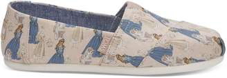 Disney X TOMS Pink Sleeping Beauty Women's Classics