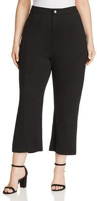 Lysse Plus Jackie Flared Crop Pants