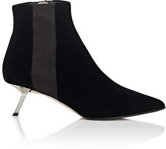 Ballin ALCHIMIA DI Women's Libra Velvet Ankle Boots