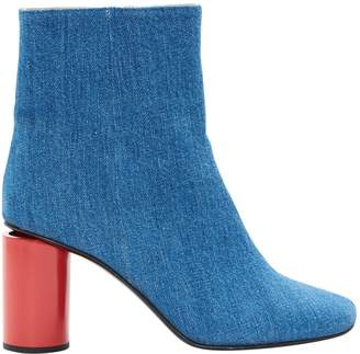 Acne Studios Cloth ankle boots
